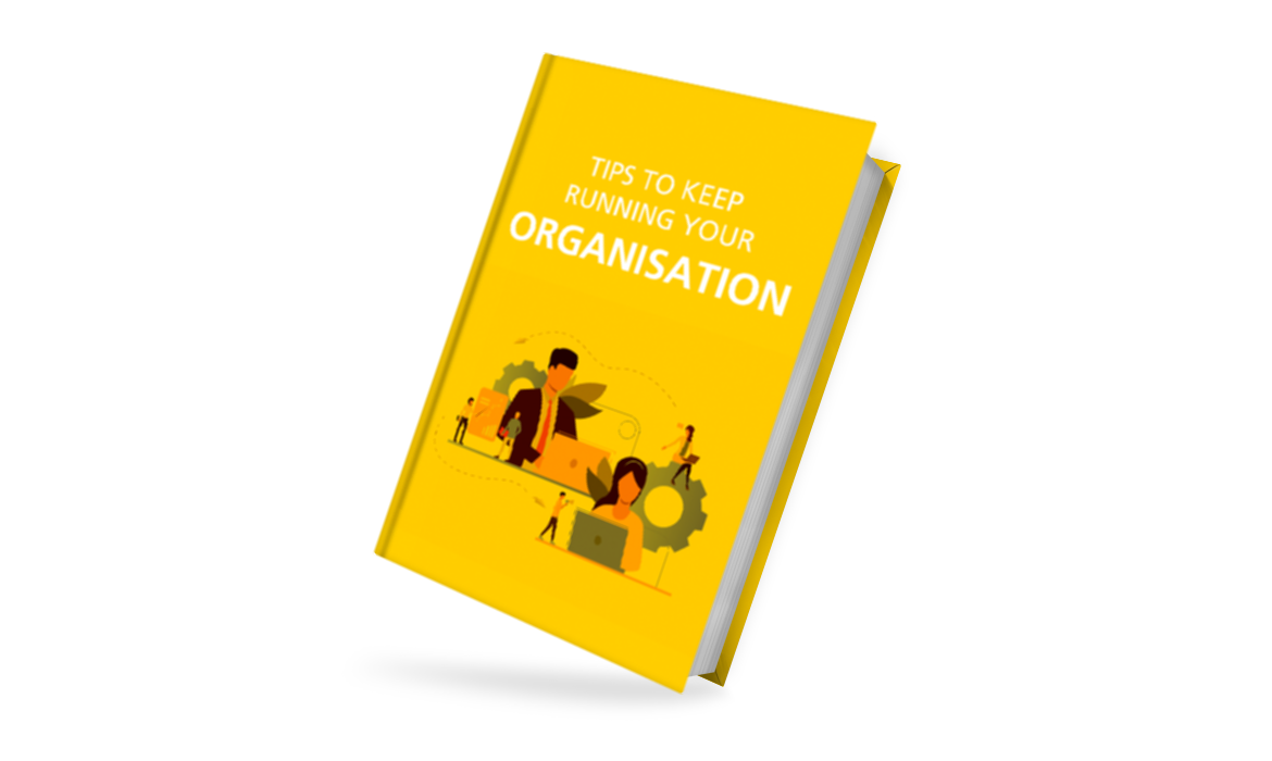 Tips to keep running your organization smoothly